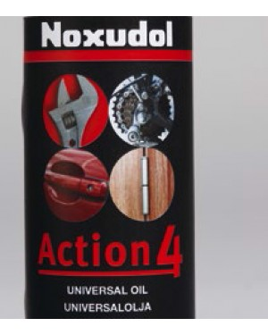 Noxudol Action 4 Universal Oil and Rust Preventor 200 ml