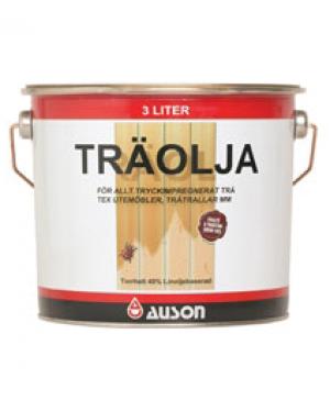 Wood Oil 3 Litre
